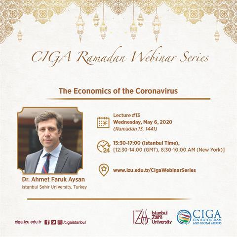 CIGA Ramadan Webinar Series - Lecture #13