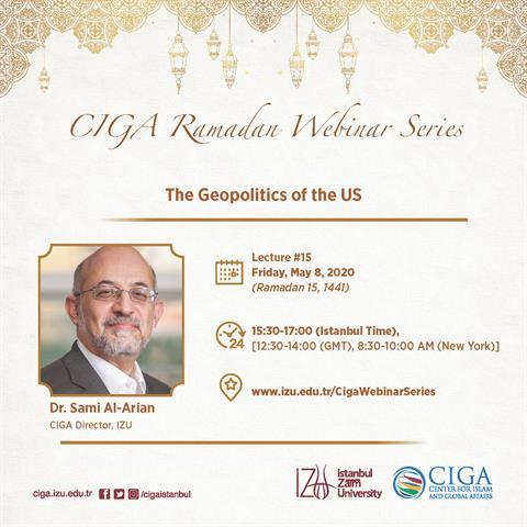 CIGA Ramadan Webinar Series - Lecture #15