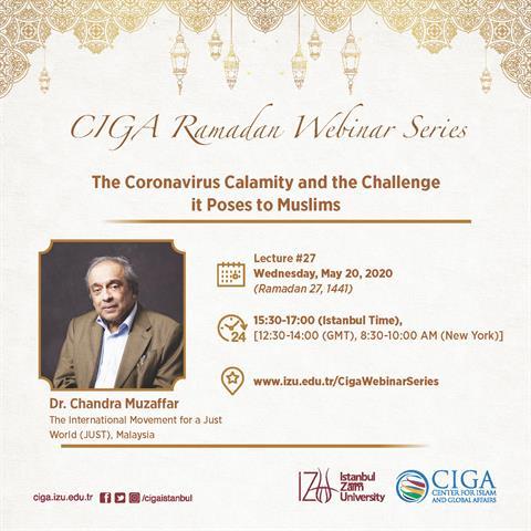 CIGA Ramadan Webinar Series - Lecture #27