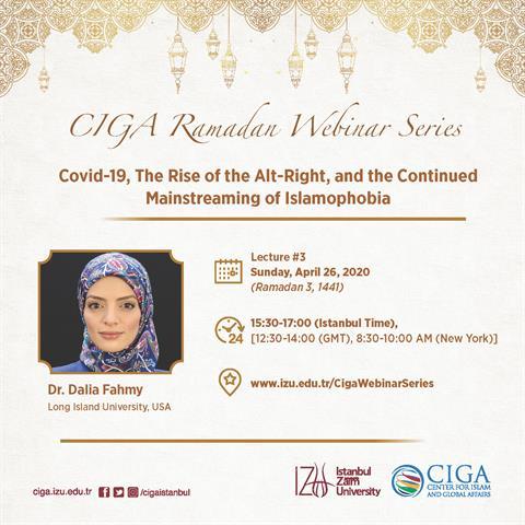 CIGA Ramadan Webinar Series - Lecture #3