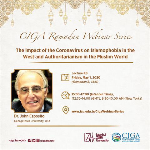 CIGA Ramadan Webinar Series - Lecture #8