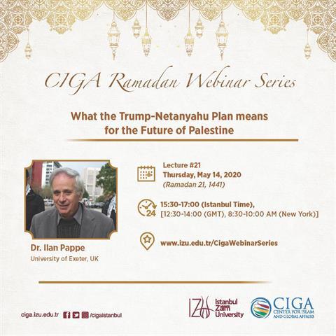 CIGA Ramadan Webinar Series - Lecture #21