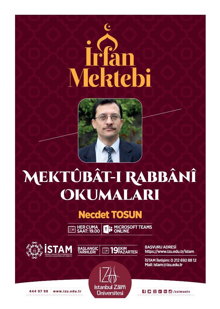 ISTAM-MEKTUBAT