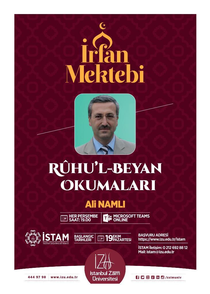 ISTAM-RUHUL-BEYAN