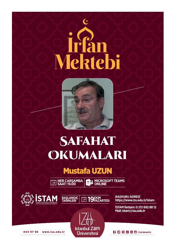 ISTAM-SAFAHAT